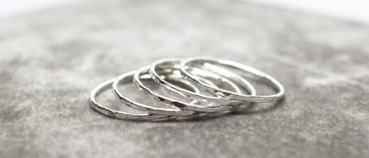 Stacking rings workshop (1 morning)